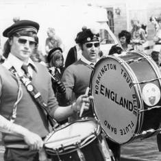 Orange March, South Shields