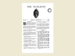 The Radleian 1939 - No. 583 December