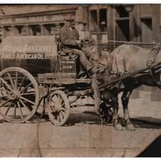 Postcards: Transport