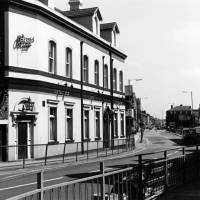 Linacre Road, Litherland. (MSC Community Programme, 1987)