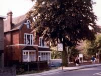 Worple Road, No.68, Wimbledon: Sea Cadets Headquarters