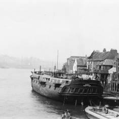 Joseph Straker-Mission Ship