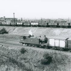 Class A8  Locomotive No. 69917