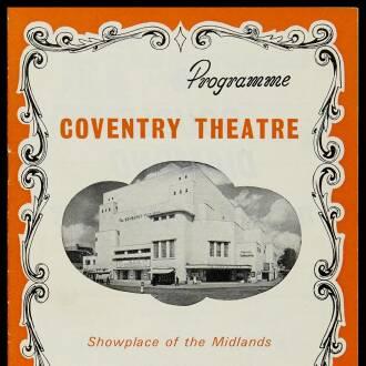 Coventry Theatre, June 1965