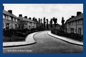 Hyde Walk,  Morden