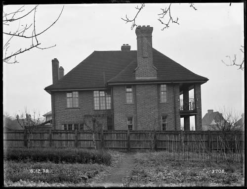 """Ancient Lights"", No.46 Park View Road, Ealing"
