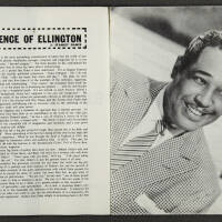 Duke Ellington Orchestra British Tour – October 1958 003
