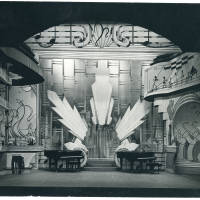 Photograph - Stage Set - 1935 Gaiety Whirl