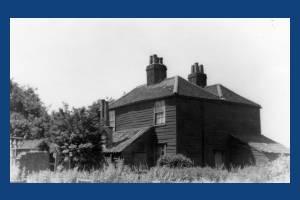 Blue House Cottages, Croydon Road, Mitcham