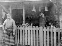 Neddy Collbran's Butchers shop, Upper Green