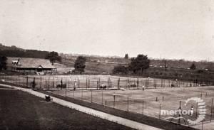The Tennis Courts, Wimbledon Park