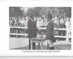 9th Lancers, 1957