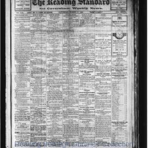 Reading Standard Etc 1917 ADD FILES