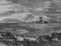 The Windmill, Stub Gathering, Wimbledon Common