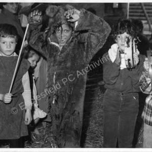 Coit Junior School Chapeltown Kids Castle Fun 1986 e