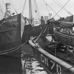 Fishing Boats, North Shields