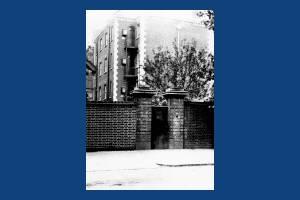 St. Marys Road, Queen Alexandra's Court, Wimbledon
