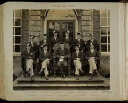 Photograph Album - 1916-1930_0077 Warden & Prefects 1930.jpg