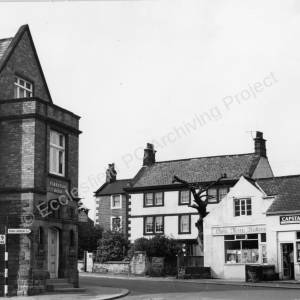 Yorkshire Bank And Chapeltown House, 1960's.