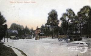 Tibbet's Corner, Putney Heath