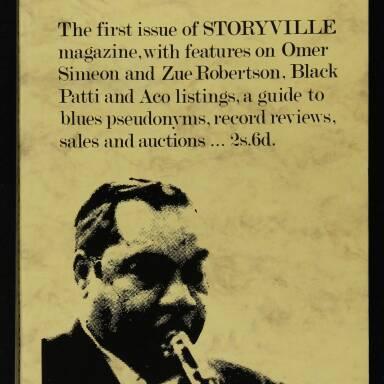Storyville Index 1965 1995