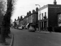 Church Road, The Bull Pub, Mitcham