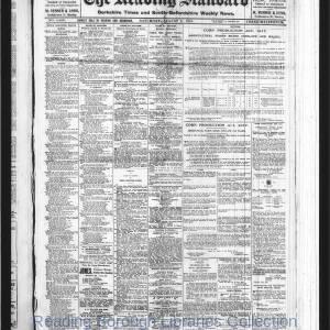 Reading Standard Etc 08-1919