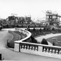 Southport Fairground and Gardens,1915