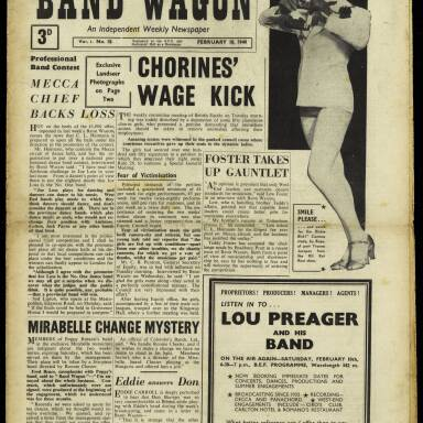 Vol.1 No.18 10 February 1940