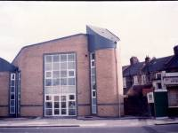 Southfields Methodist Church, Wimbledon