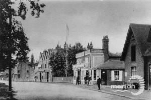 The Crown Inn, Morden