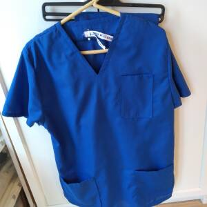 Making scrubs for the NHS, June 2020