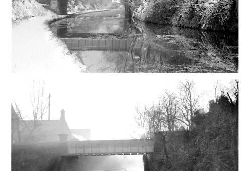 Brookfield Bridge ( Iron Bridge)