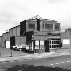 Crown Bingo Hall, Victoria Road, Hebburn