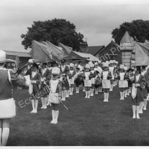 Chapeltown Radio Hallam Majorettes 1986