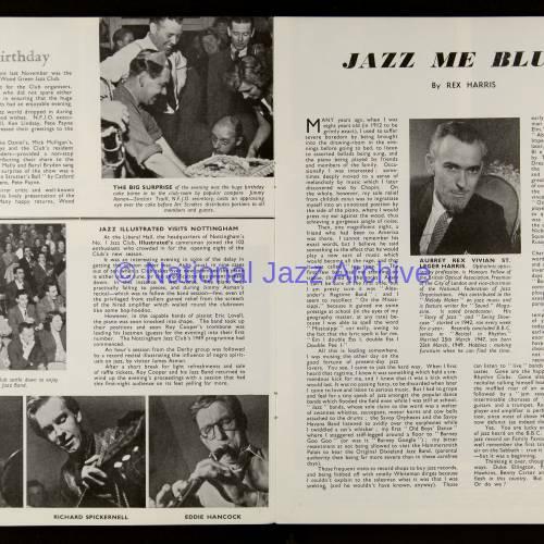 Jazz Illustrated Vol.1 No.2 December 1949 0004