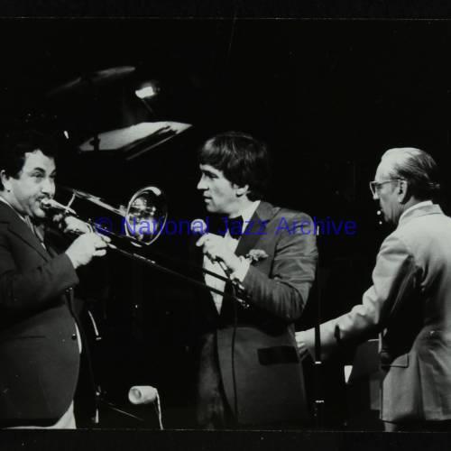 Chris Smith, John Miller & Herb Miller