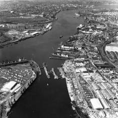 Tyne Dock Port of Tyne Authority
