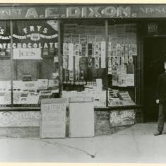 A. E. Dixon, Newsagent