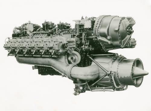 Nomad II engine: Napier