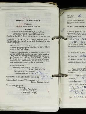 Nixon, James Marsden - N/789/90