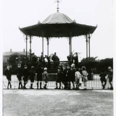 Bandstand, Hebburn Park