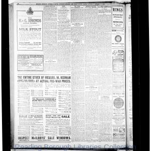 Reading Mercury Oxford Gazette 10-1920