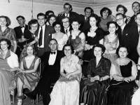 New Year's Dance at Merton Public Hall