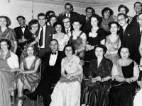 New Year's Dance at Merton Public Hall