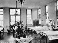 Nelson Hospital, Men's Ward,  Kingston Road