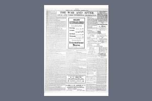 28 DECEMBER 1918