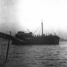 World War One Vessel