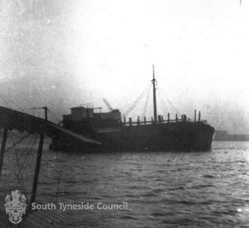 World War One Vessel