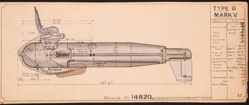 Paravane design p16